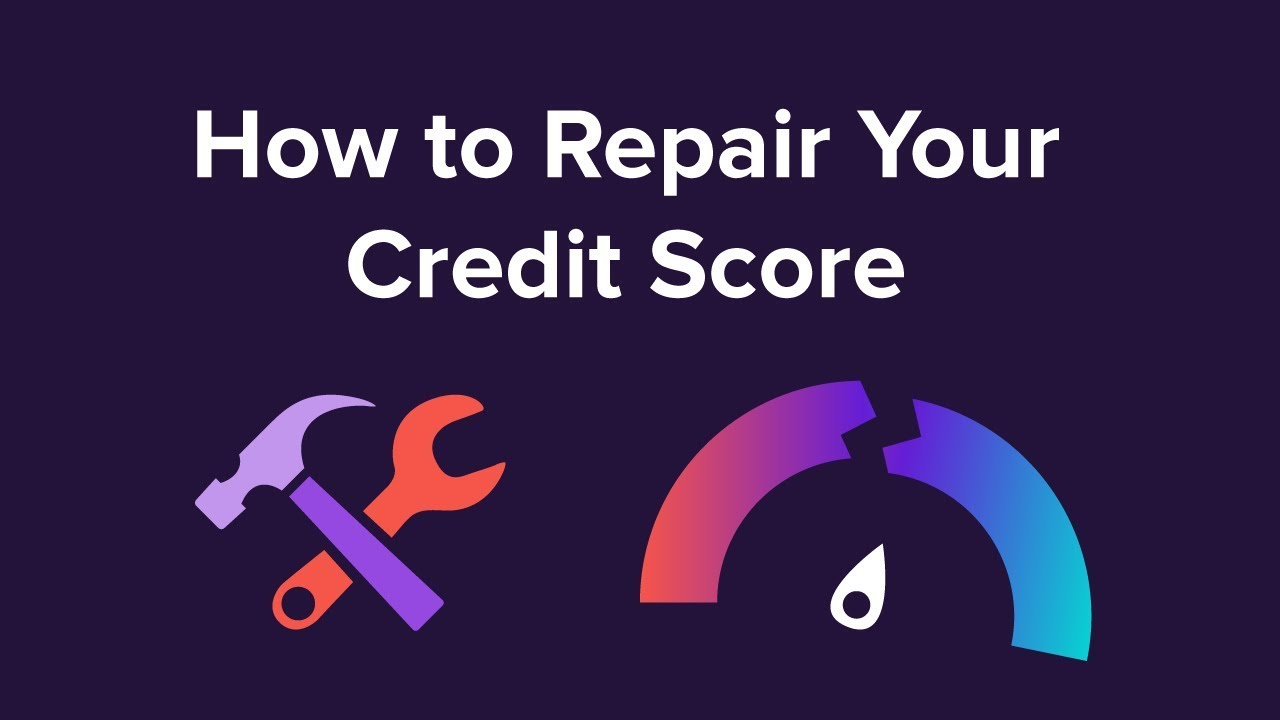 Why is it important to fix or restore your credit score?